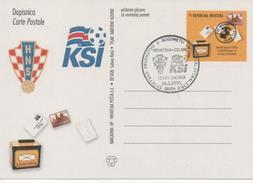 Croatia, Soccer, Football, World Championship 2006, Qualifying Match Croatia-Island