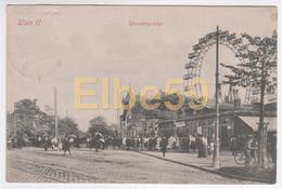 Wien, Österreich, Wurstelprater, Gelaufen 1907 - Prater
