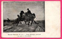 Brunet Houard - Louis Metayer Sauvant Sa Pièce à Gravelotte - Horlogerie - Bijouterie - Joaillerie - G. SAVOYE DENIS - Publicité