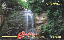 *GRENADA - 148CGRD* - Scheda Usata - Grenada