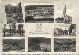 Y3108 Gruss Aus Oeventrop Im Sauerland / Viaggiata 1959 - Germania