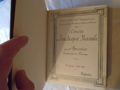 Marine : Tactique Navale + Signaux M. Fournier 1906 1907 Croiseur-école DUGUAY-TROUIN - Livres, BD, Revues