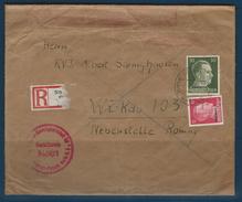 EZ--047-. BELLE LETTRE Occupation UKRAINE , OBL.  TB - Bezetting 1938-45