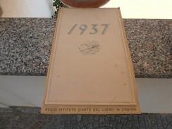 Calendario 1937 Urbino - Calendari