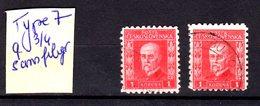 1926 Masaryk 1K Dent 9 3/4  Type 7  ( 2 Ex )