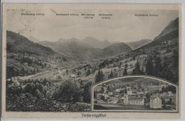 Vorderwäggithal - Generalansicht - Photo: J. Kälin - SZ Schwyz
