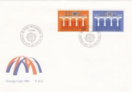 Finland 1984 FDC Europa CEPT (T17-1) - Europa-CEPT