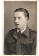 Photo Carte - Portrait Militaire TTB Neuve Pas D'explication (juste Date Le 02 10 18) - Guerre 1914-18