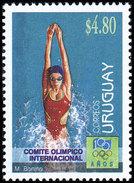 Uruguay 1483 ** MNH. 1994 - Uruguay