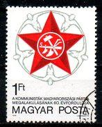 HONGRIE. N°2634 Oblitéré De 1978. Parti Communiste.