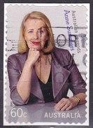 Australia, 2011 - 60c Anne Summers, Su Frammento - Usato° - 2010-... Elizabeth II