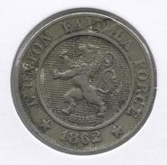LEOPOLD I * 10 Centiem 1862 * Z.Fraai / Prachtig * Nr 7970 - 1831-1865: Léopold I