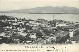 A-17.5629 :  VISTA DE SANTIAGO DE CUBA. - Cuba