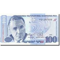 Armenia, 100 Dram, 1998-1999, 1998, KM:42, SPL - Arménie