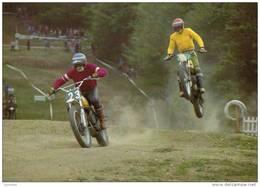 COURSE MOTO [ MOTOCROSS ] - SVAZARM - ANNÉE: 1981 - ÉDITION : ALLEMAGNE De L' EST / EAST GERMANY (k-342) - Motos
