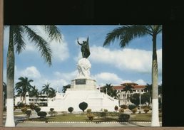 PANAMA - STATUA DI VASCO NUNEZ DE BALBOA - Panama