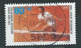 BRD  1988  Mi 1354  Sporthilfe - BRD