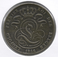LEOPOLD I * 5 Centiem 1856  Met Punt * Prachtig * Nr 6400 - 1831-1865: Leopold I