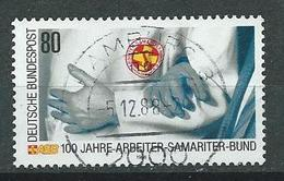 BRD  1988  Mi 1394  100 Jahre Arbeiter-Samariter-Bund