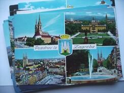 Kroatië Croatia Zagreb Zagreba The Nice City Capital - Kroatië
