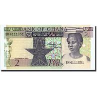 Ghana, 2 Cedis, 1982, 1982-03-06, KM:18d, NEUF - Ghana