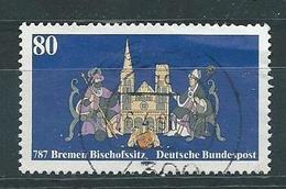 BRD  1987  Mi 1329  1200. Jahretag Der Erhebung Bremens Zum Bischofssitz