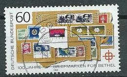 BRD  1987  Mi 1395  100 Jahre Briefmarkenspendenaktion Für Bethel