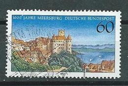 BRD  1988  Mi 1376  1000 Jahre Meersburg