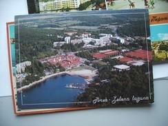 Kroatië Croatia Porec Hotel Albatros - Kroatië