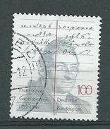 BRD  1989  Mi 1423  200. Geburtstag Von Franz XaverGabelsberger
