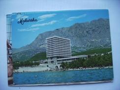Kroatië Croatia Makarska Hotel Dalmacija - Kroatië