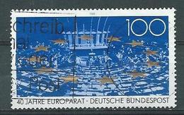 BRD  1989  Mi 1422  40 Jahre Europarat