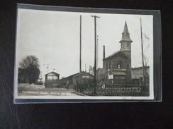 Oschersleben (Bode) Blick A. Den Bahnhof 1931 - Oschersleben