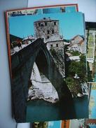 Bosnia Herzegovina Mostar Old Bridge - Bosnië En Herzegovina
