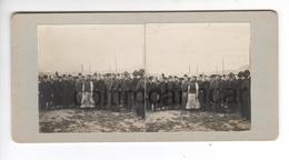 (n828) Photo Stéréo  71 LE CREUSOT Visite SAJ MGR Le Prince Impérial TASAI Chine Mission Chinoise 1906 Usines SCHNEIDER - Photos Stéréoscopiques
