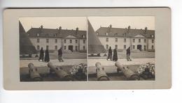 (n832) Photo Stéréo 71 LE CREUSOT Visite SAJ MGR Le Prince Impérial TASAI Chine Mission Chinoise 1906 Usines SCHNEIDER - Photos Stéréoscopiques