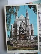 Nieuw Zeeland New Zealand Dunedin Cathedral And Statue - Nieuw-Zeeland