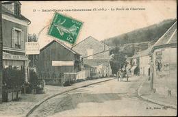 78 -  St.-Rémy-lès-Chevreuse - Saint Rémy - La Route De Chevreuse (rare) - St.-Rémy-lès-Chevreuse