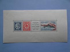1960 Nouvelle Calédonie Yvert  PA BF 2 ** Centenaire De La Poste Scott 317a  Michel B2  SG Ms 364a - Blocs-feuillets