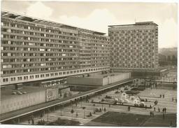 Y3137 Dresden - Prager Strasse Mit Interhotel Newa / Viaggiata 1972 - Dresden