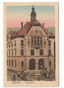 CPA Suisse Soleure Grenchen GrangesPostgebäude Couleur Circulée 1911 - SO Solothurn