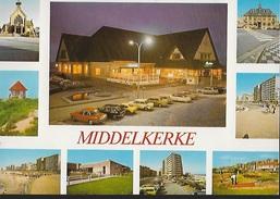 ! - Belgique - Middelkerke - Casino Et Vues Diverses - Middelkerke