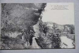 LES EYZIES (Les Eyzies-de-Tayac-Sireuil, DORDOGNE), Station Préhistorique, Les Gorges D'Enfer Et Laugerie, La Vézère - Francia