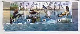 2003 Poland  WWF Used Stamps - Used Stamps