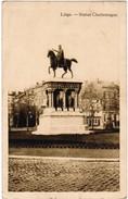 Liege, Statue Charlemagne (pk35149) - Liege