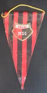 MSC PECSI HUNGARY  FOOTBALL CLUB, SOCCER / FUTBOL / CALCIO, OLD PENNANT, SPORTS FLAG - Uniformes Recordatorios & Misc