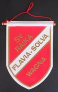 SV Flavia Solva Wagna  FOOTBALL CLUB, SOCCER / FUTBOL / CALCIO, OLD PENNANT, SPORTS FLAG - Uniformes Recordatorios & Misc