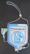 FC Gelsenkirchen-Schalke 04 GERMANY  FOOTBALL CLUB, SOCCER / FUTBOL / CALCIO, OLD PENNANT, SPORTS FLAG - Uniformes Recordatorios & Misc