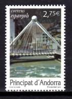 Andorre Espagnol 2010 N° 359 Neuf ** Sans Charnière Never Hinged - Nuovi