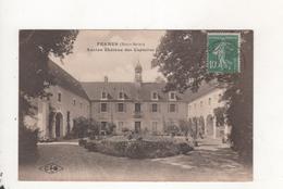 Pesmes Ancien Chateau Des Capucins - Pesmes